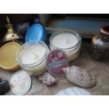 Ароматерапевтическая свеча для массажа от болей100гр